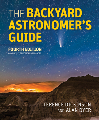 The Backyard Astronomer's Guide Cover Image