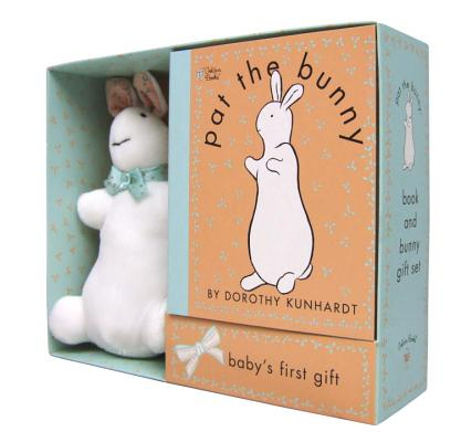 Pat the Bunny Book & Plush (Pat the Bunny) (Touch-and-Feel) Cover Image
