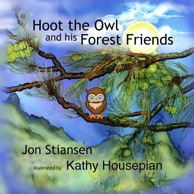 Hoot the Owl and His Forest Friends Cover Image