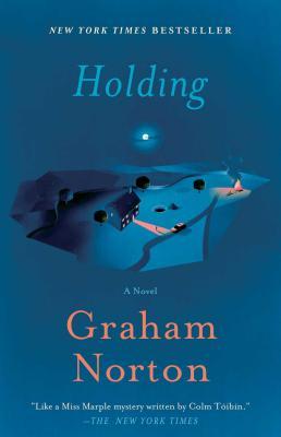 Holding: A Novel Cover Image