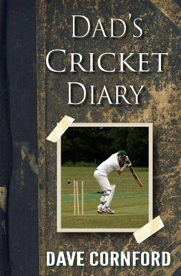 Dad's Cricket Diary Cover Image