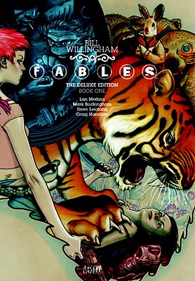 Fables the Deluxe Edition Book One Cover
