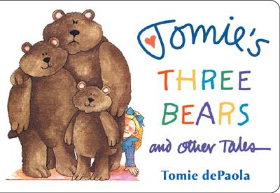Cover for Tomie's Three Bears and Other Tales