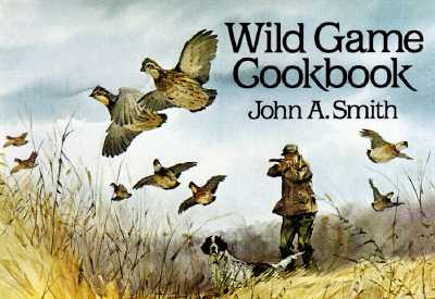 Cover for Wild Game Cookbook