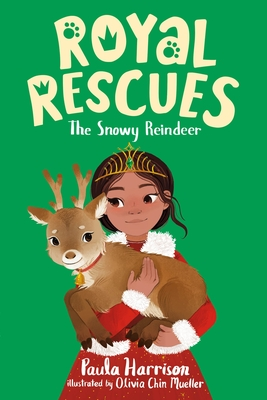 Royal Rescues #3: The Snowy Reindeer Cover Image