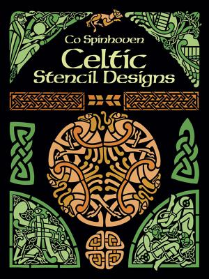 Celtic Stencil Designs (Dover Pictorial Archive) Cover Image