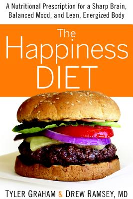 The Happiness Diet Cover