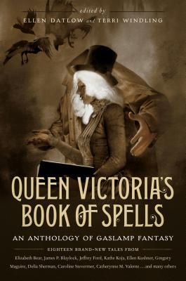 Queen Victoria's Book of Spells Cover