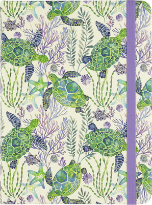 Sea Turtles Journal (Diary, Notebook) Cover Image