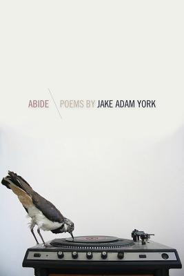 Cover for Abide (Crab Orchard Series in Poetry)