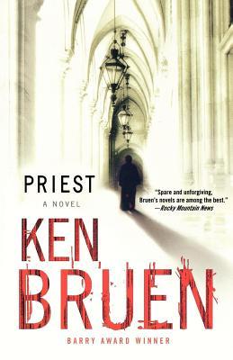 Priest: A Jack Taylor Novel (Jack Taylor Series #5) Cover Image