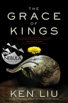The Grace of Kings Cover Image