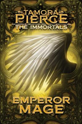 Cover for Emperor Mage (The Immortals #3)