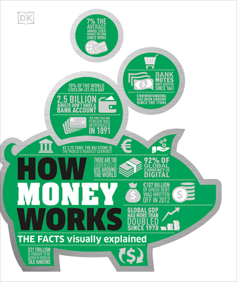 How Money Works: The Facts Visually Explained (How Things Work) Cover Image