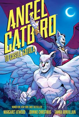 Angel Catbird Volume 2: To Castle Catula (Graphic Novel) Cover Image