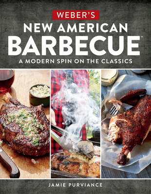 Weber's New American Barbecue Cover