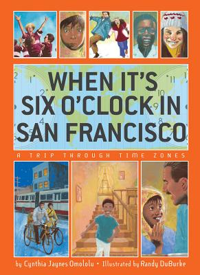 When It's Six O'Clock in San Francisco Cover