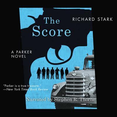The Score Lib/E (Parker Novels #5) Cover Image