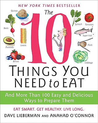 The 10 Things You Need to Eat Cover