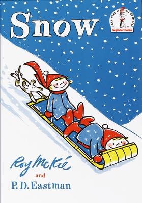 Snow (Beginner Books(R)) Cover Image