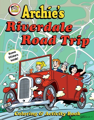 Cover for Archie's Riverdale Road Trip
