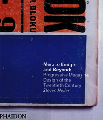 Cover for Merz to Emigre and Beyond