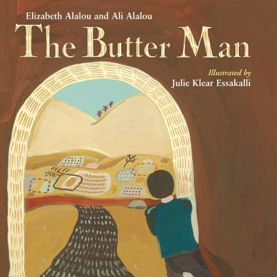 The Butter Man Cover