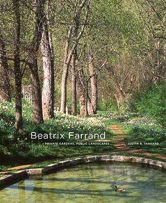 Beatrix Farrand Cover