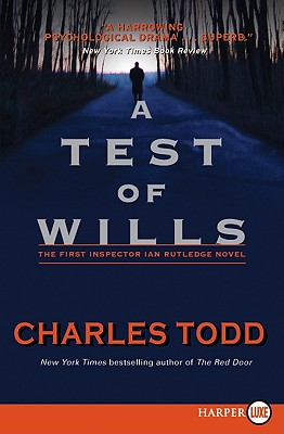 A Test of Wills Cover Image