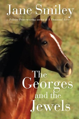 The Georges and the Jewels: Book One of the Horses of Oak Valley Ranch Cover Image