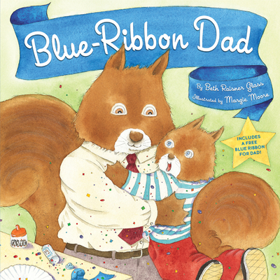 Blue-Ribbon Dad Cover