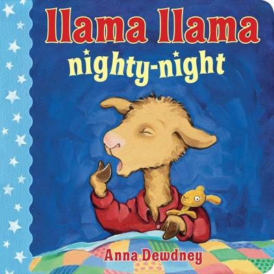 Llama Llama Nighty-Night Cover Image
