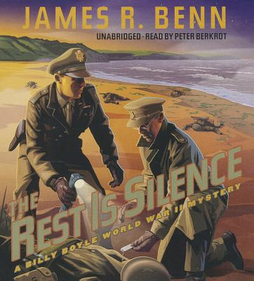 The Rest Is Silence (Billy Boyle World War II Mysteries #9) Cover Image