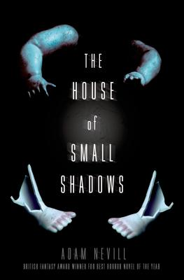 The House of Small Shadows Cover Image