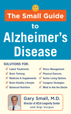 The Small Guide to Alzheimer's Disease Cover Image