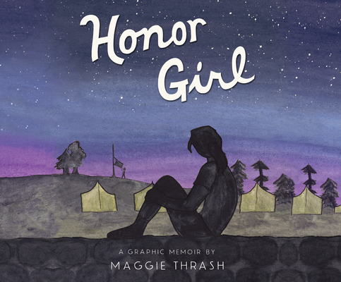 Honor Girl: A Graphic Memoir Cover Image