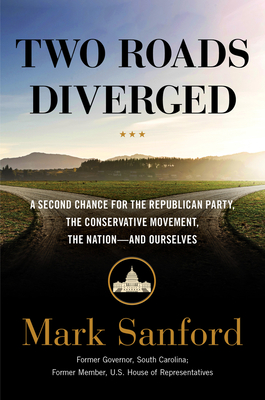 Cover for Two Roads Diverged