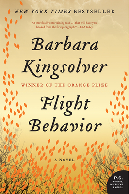 Flight Behavior: A Novel Cover Image