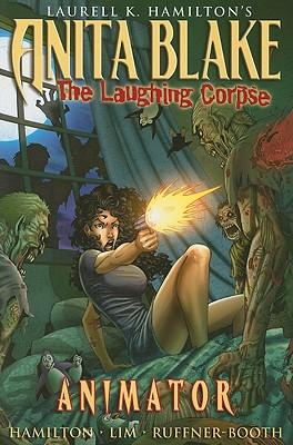 Anita Blake, Vampire Hunter, Book 1 Cover