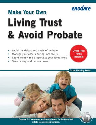 Make Your Own Living Trust and Avoid Probate (Estate Planning) Cover Image