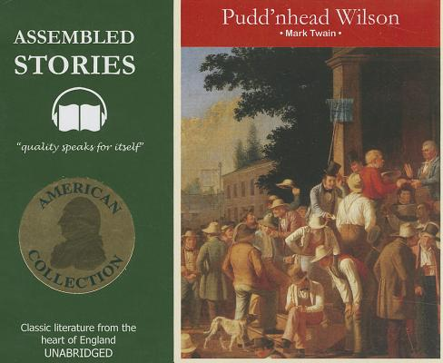Pudd'nhead Wilson (American Collection) Cover Image