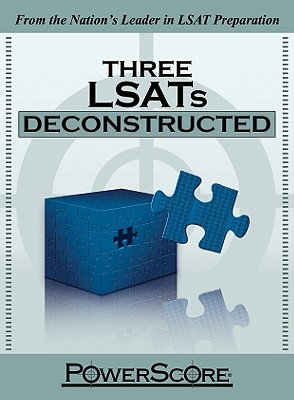 Three LSATs Deconstructed Cover Image