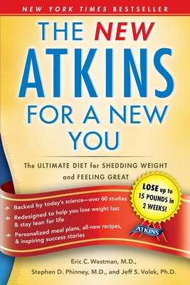 New Atkins for a New You Cover