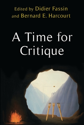 A Time for Critique (New Directions in Critical Theory #58) Cover Image