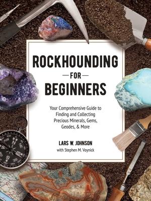 Cover for Rockhounding for Beginners