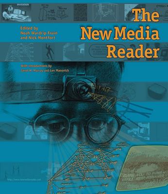 The New Media Reader [With CDROM] Cover