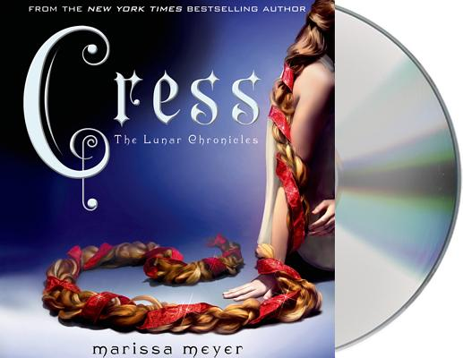 Cress (The Lunar Chronicles #3) Cover Image