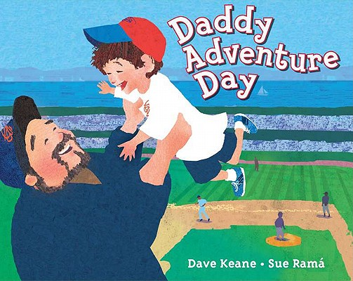 Daddy Adventure Day Cover