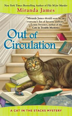 Out of Circulation (Cat in the Stacks Mystery #4) Cover Image
