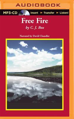 Free Fire (Joe Pickett Novels #7) Cover Image